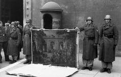Bundesarchiv Bild 101I-729-0001-23, Italien, Überführung von Kunstschätzen - Nazi plunder - Wikipedia, the free encyclopedia