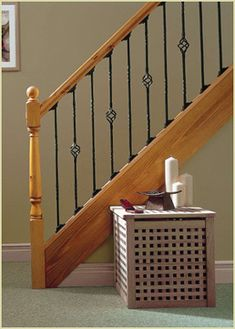 Image Result For Wrought Iron Stair Spindles Uk