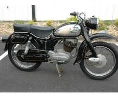 1958 #Nsu #Super_Max #Classic_Motorcycle Review @ http://www.motorcycleszone.com/used-motorcycles/1958/classic-motorcycles/nsu/super-max/5797/