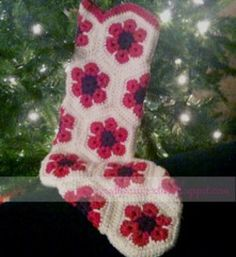 Quick and Easy Christmas Stocking Pattern