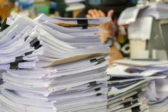 Comment bien ranger ses papiers?