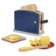9 Piece Primary Toaster Set
