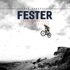 FESTER is an uppercase, semi-condensed, sans-serif free font download. With its gentle and clean appearance, the typeface will be suitable for headlines, posters, titles and captions. It consists of 256 character glyphs & over 3302 kerning pairs. Check out and feel free to add to your freebie collection and use in your next projects.