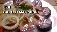 FISH RECIPES SALTED MACKEREL ITALIAN FOOD