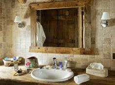 67 meilleures images du tableau salle de bain montagne | Bathroom ...
