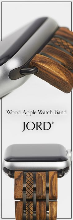 Designer of wood watches, sunglasses, Apple Watch Bands and handbags made from natural & reclaimed materials. Discover the latest in sustainable fashion & accessories. Cool Watches, Watches For Men, Apple Products, Apple Watch Bands, Swagg, Things To Buy, Men Dress, Bracelet Watch, Shopping