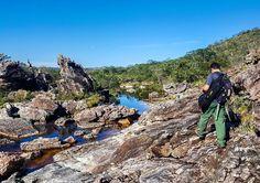 Trilhando no Parque Estadual do Rio Preto no interior de Minas Gerais #NerdsNoRioPreto #NerdsEmMG #BlogueirosPorMinas #TurismoMG #CircuitoDosDiamantes