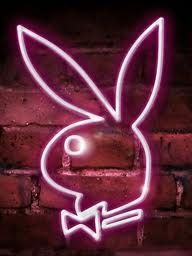 PLAYBOY BUNNY NEON LIGHT