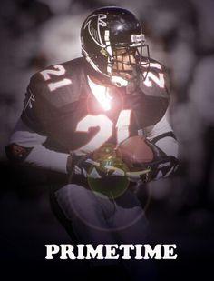 98 Best Deion Sanders 47 Cowboys 40 Falcons Images American