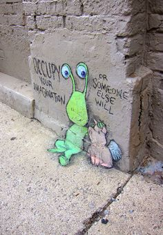 Illustrator David Zinn