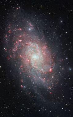 Universo Mágico: La galaxia del Triángulo