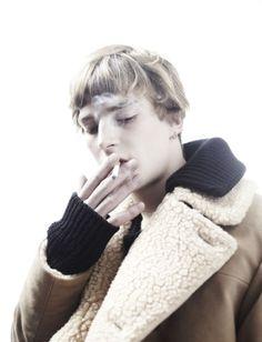 by Willy Vanderperr #smoking
