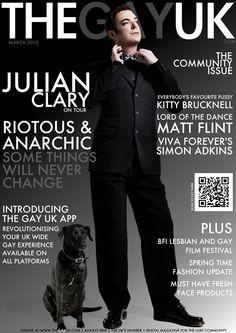 When we had Julian Clary...