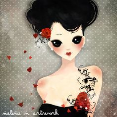My Lady by Melina Moreno (AKA Ling Serenity in SL)