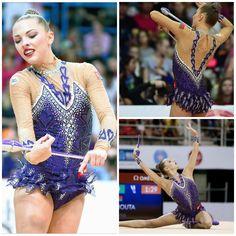 Melitina Staniouta (Belarus), clubs 2015-2016