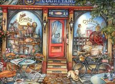 Kim Jacobs ~ Courtyard Bookstore