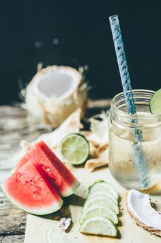 From coconut to cactus and everything in between, we list the our favorite unconventional ways to hydrate this summer!