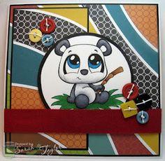 TEAM S.A.S card by Sarah