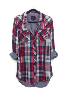 @stitchfix great plaid, looks like a tunic too, that works for me!!