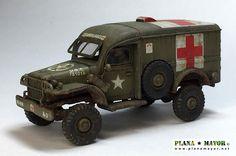Dodge WC54 Ambulance, Ardennes, 1944. Ambulance, Dodge, Monster Trucks, Battle, Vehicles, Car, Vehicle, Tools