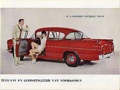 1959 Vauxhall Velox