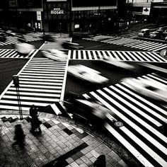 ginza - tokyo, japan, 2009 by josef hoflehner