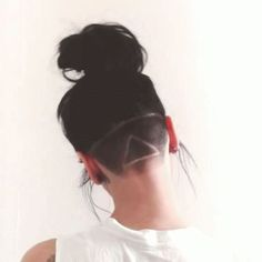 I could do the deathly hallows symbol! Undercuts - Forums - HairCrazy.info