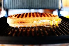 Chicken Bacon Ranch Panini-Pioneer Woman.  Looks good to me and easy!