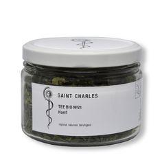 Saint Charles Tee Bio N°21 - Hanf regional - natural - soothing