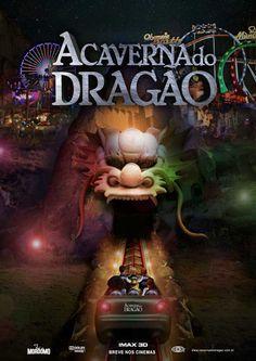 Caverna do Dragão - André Cox