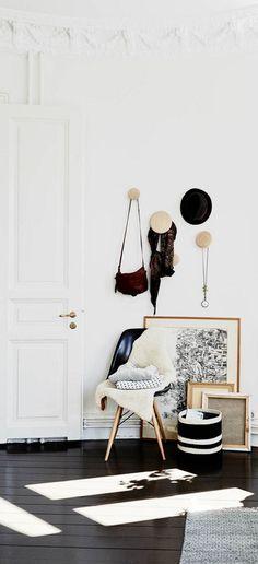 Inspiración para decorar hall, recibidor, anteroom, vestíbulo ...