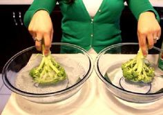 Easy Way- How To Remove Pesticides From Your Fruits And Vegetables (video)