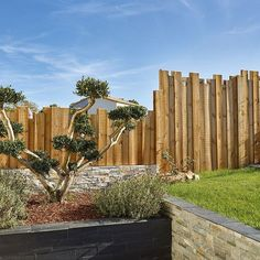Palisade claustra: Which fence protects my garden from neighbors? Palisade claustra: Which fence protects my …
