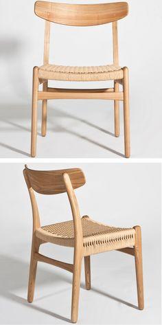 CH24 Hans Wegner Style Chair
