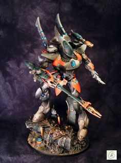 eldar wraithknight - Google Search