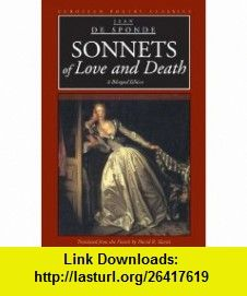 Crossing over to canaan the journey of new teachers in diverse sonnets of love and death european poetry classics 9780810118409 jean de sponde fandeluxe Image collections