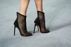 I love heels heels and more heels...Plus I love Kim Kardashian...and she pulled these off at a Kanye West show..