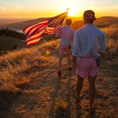 The 'Merica Draw Strings | Chubbies Shorts