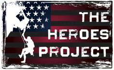 I talk about the great things happening with The Heroes Project
