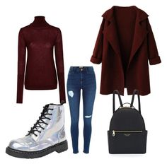 """""""Untitled #229"""" by voicuandrada on Polyvore featuring Nicole Farhi, T.U.K. and Henri Bendel"""