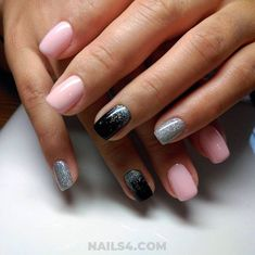 Ready for a collection thats full of edgy cool and simple nail art designs Its perfect time to refresh your current nail design. Mix and match your . Simple Nail Art Designs, Gel Nail Designs, Easy Nail Art, Wedding Nails Design, Simple Nails, Easy Nails, French Nails, Gel Polish, Fun Nails