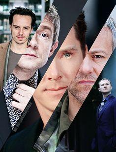 Boys of Sherlock.