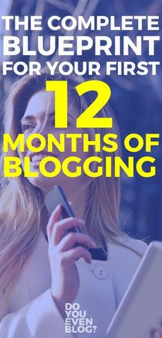 This is a HUGE, 10,000+ word mega guide that covers EVERYTHING you need to know to start a blog - covers traffic, monetization, content, installing WordPress, and more | do you even blog | #blog #blogging