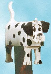 Handmade Custom Wooden Functional Dalmation by tomscraftcastle, $80.00