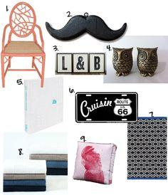 My Top Shopping Picks this week - Katrina from The Block : The Blog