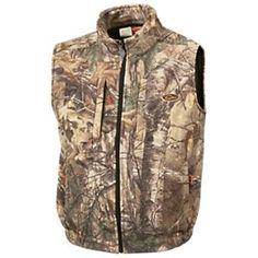 331f4a928c32d Drake Non-Typical Silencer Windproof Fleece Vest for Men