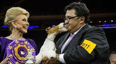 Wire hair fox terrier named 'Sky' wins Best in Show at 138th Westminster Kennel Club Dog Show - @NBC News