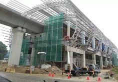 Taman Perindustrian Puchong Station, Source : myrapid