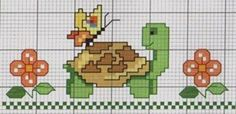 22 ideas for embroidery stitches simple punto croce Hand Embroidery Projects, Embroidery Monogram, Hand Embroidery Patterns, Mini Cross Stitch, Simple Cross Stitch, Cross Stitch Animals, Cross Stitching, Cross Stitch Embroidery, Cross Stitch Patterns