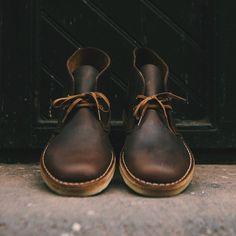Fancy - Beeswax Desert Boot by Clarks